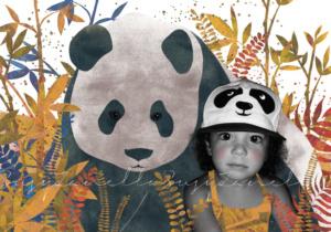 """""""Piccola panda"""" progetto personale"""