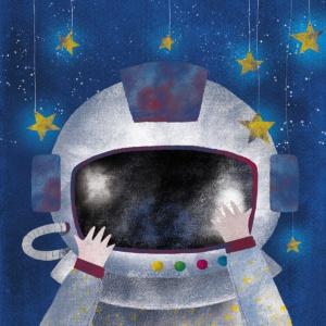 Piccolo astronauta