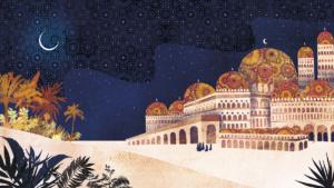 Un'ombra sulla luna con testi di Maddalena Schiavo per Edizioni Clichy