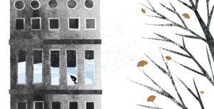 """""""Un corvo e una casa"""" Inedito"""